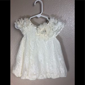 Rare Editions Formal Dressy Dress size 18 Months